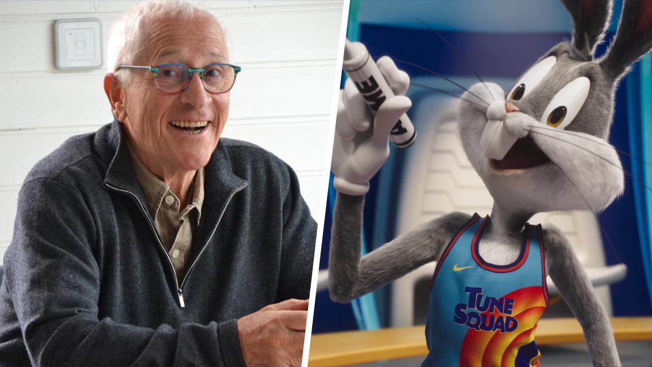 Space Jam 2 : rencontre avec Gérard Surugue, voix française de Bugs Bunny