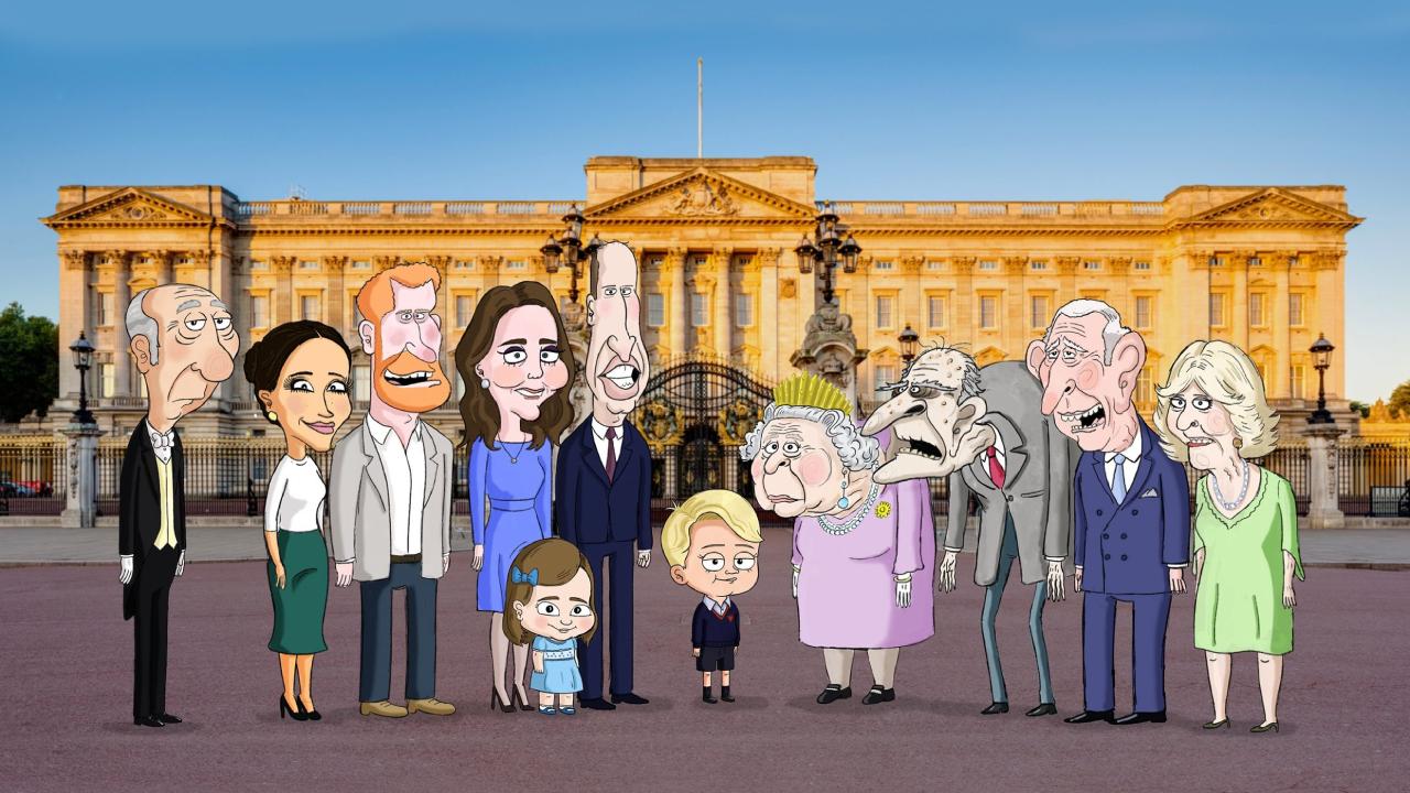 The Prince sur HBO Max : à peine lancée, la série satirique sur la famille royale britannique crée déjà la polémique