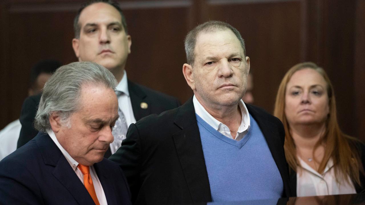 Harvey Weinstein : une de ses accusations d'agression sexuelle rejetée