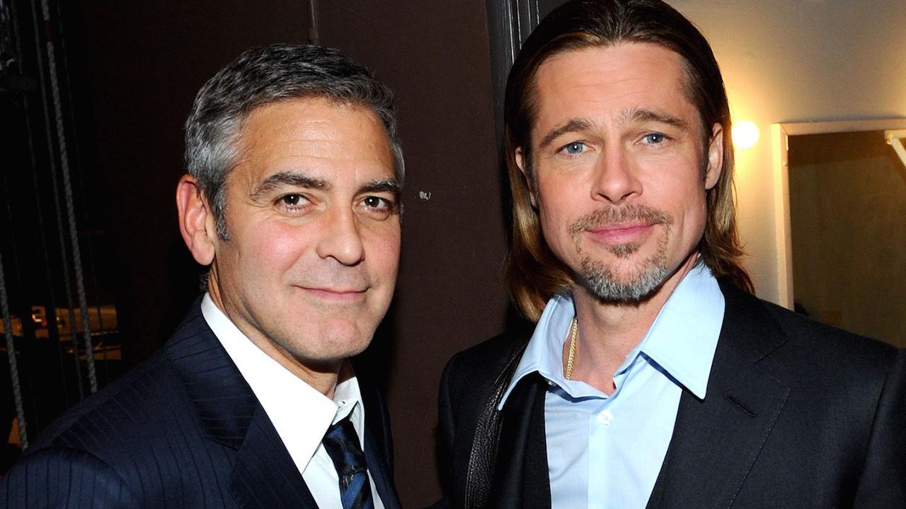 Brad Pitt et George Clooney réunis par le réalisateur de Spider-Man Homecoming