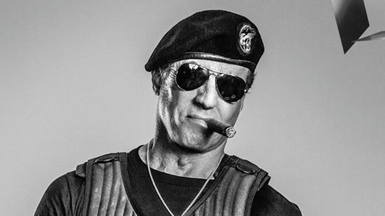 Expendables 4 : découvrez Stallone badass sur sa moto dans une vidéo de tournage