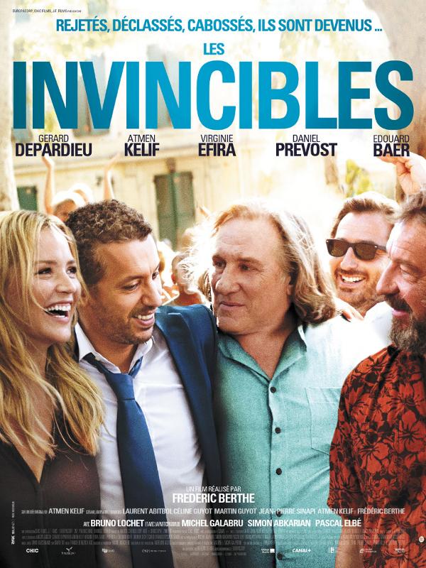 დაუმარცხებელი  Les invincibles