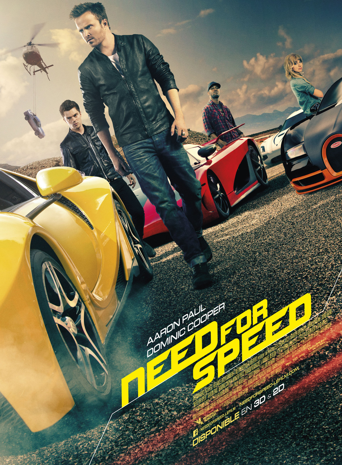 Need for Speed VF 2014