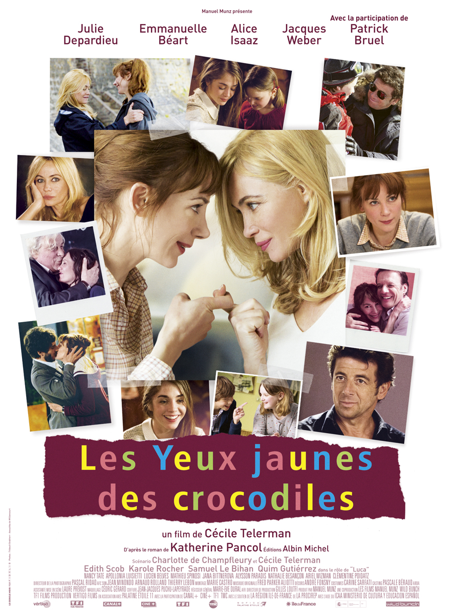 Les Yeux jaunes des crocodiles streaming film