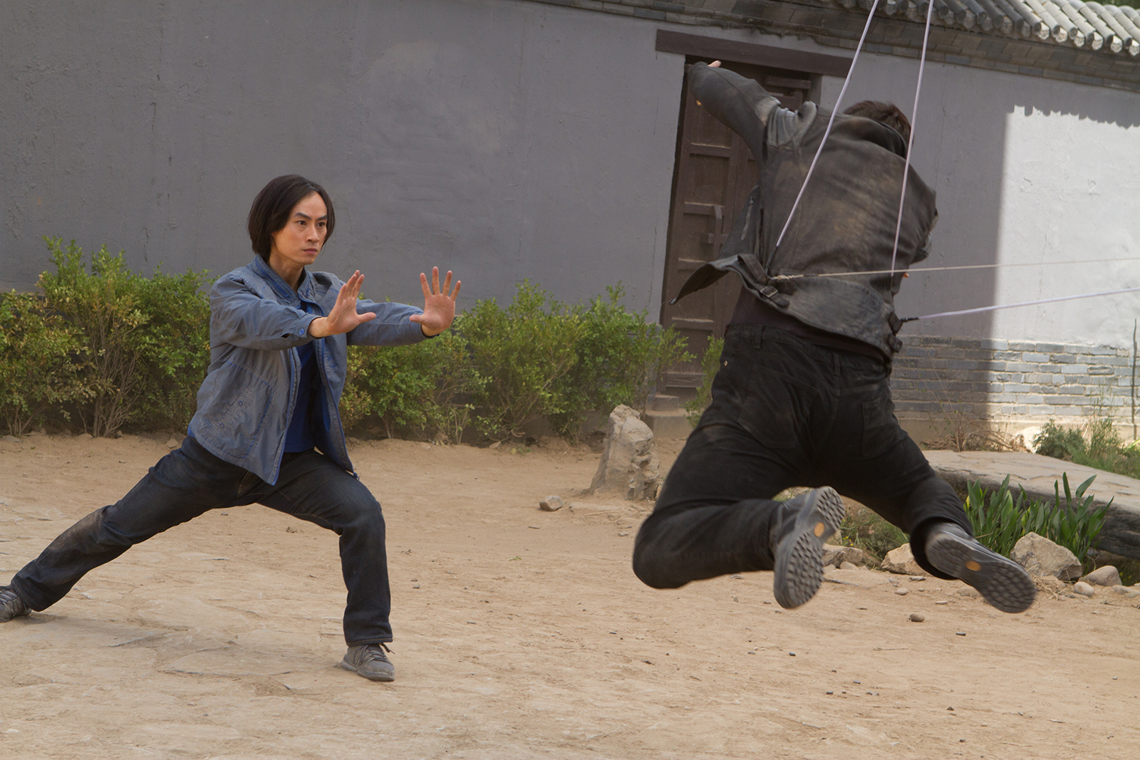 tiger hu chen girlfriend