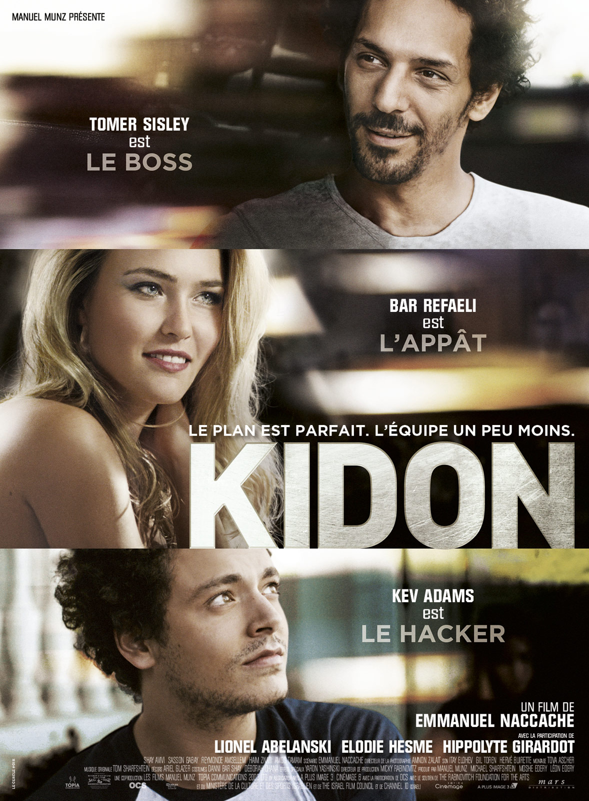 Kidon | UpToBox + 1Fichier | BDRiP | 2014