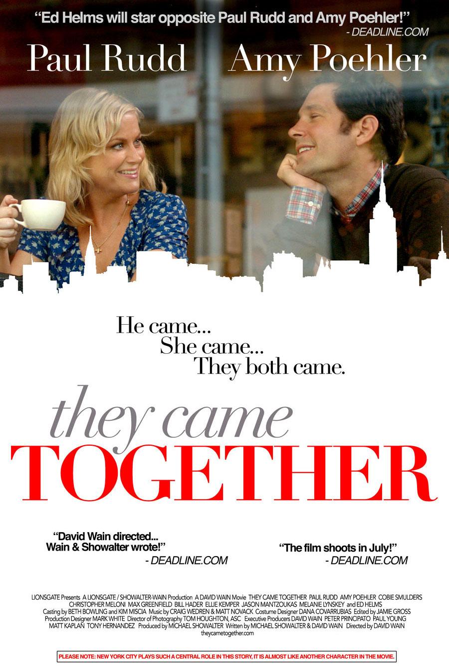 ისინი ერთად მოვიდნენ  They Came Together