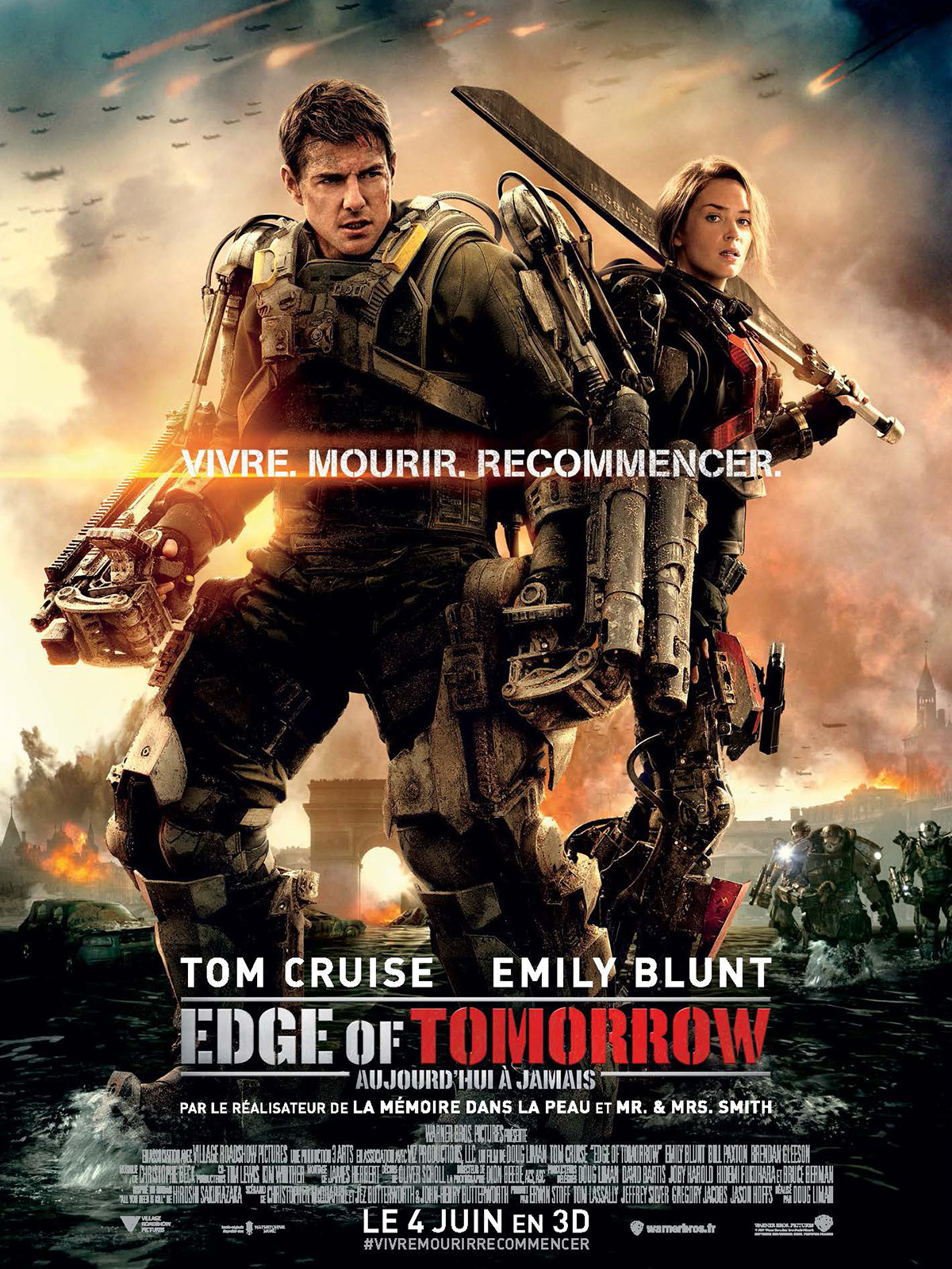 Edge Of Tomorrow streaming