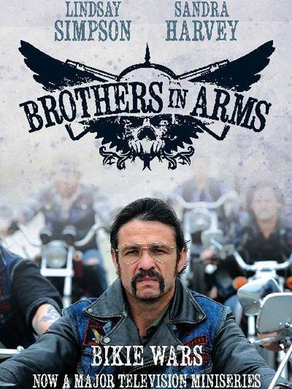 Affiche de la série Bikie Wars: Brothers in Arms