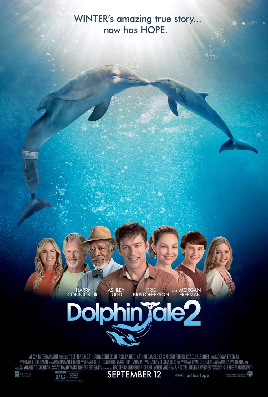 affiche du film l 39 incroyable histoire de winter le dauphin. Black Bedroom Furniture Sets. Home Design Ideas