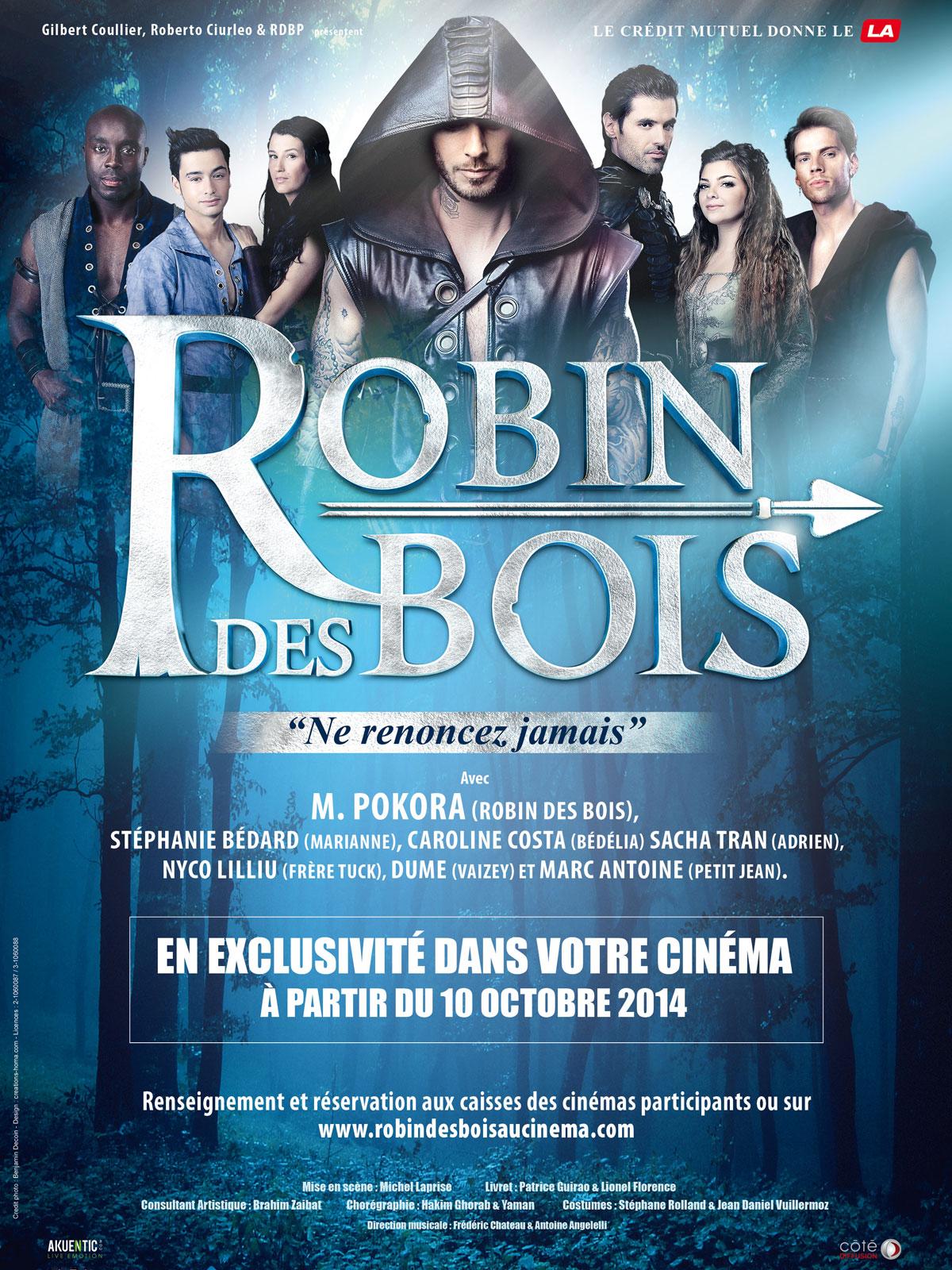 Robin des bois (Côté Diffusion)  film 2014  AlloCiné ~ Robin Des Bois Le Film