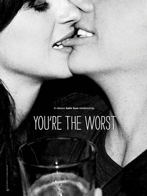 You're The Worst en streaming