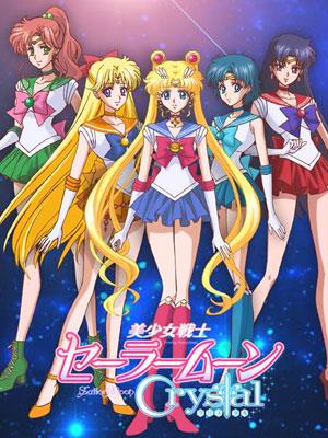 Sailor Moon Crystal - Saison 01
