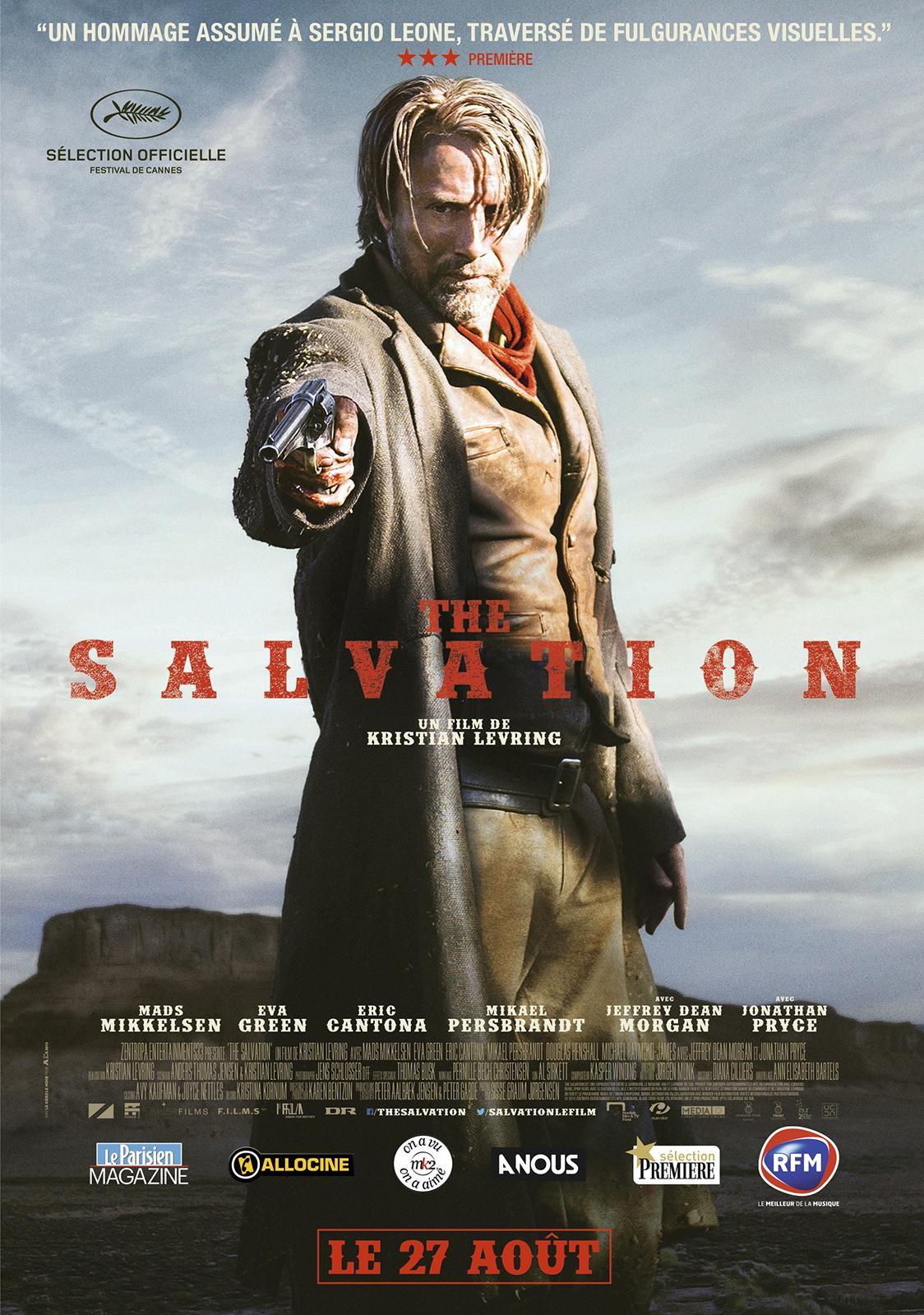 The Salvation | Multi | DVDRiP | VOSTFR | 2014