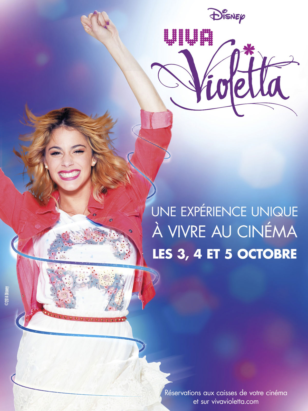 Viva violetta  (Côté Diffusion) Streaming 1080p HDLight
