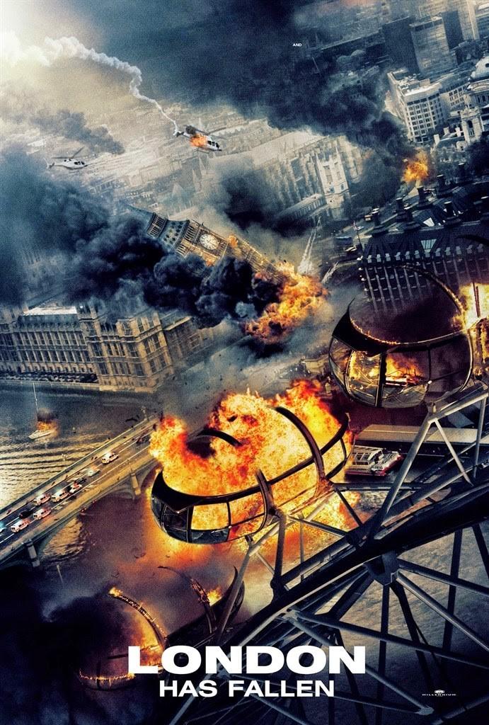 La Chute De Londres Film 2015 Allocin 233