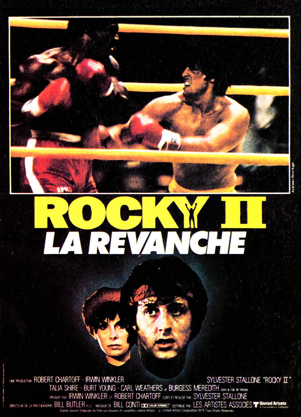 Rocky II Streaming DVDRIP Francais
