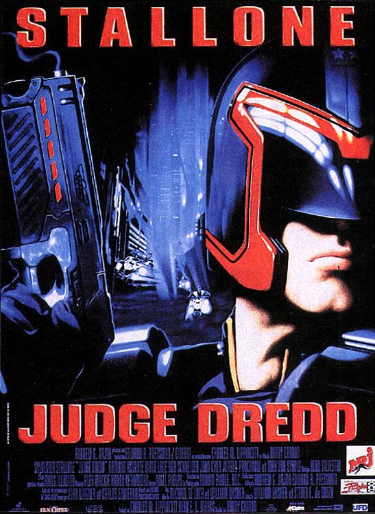 Judge Dredd Stream