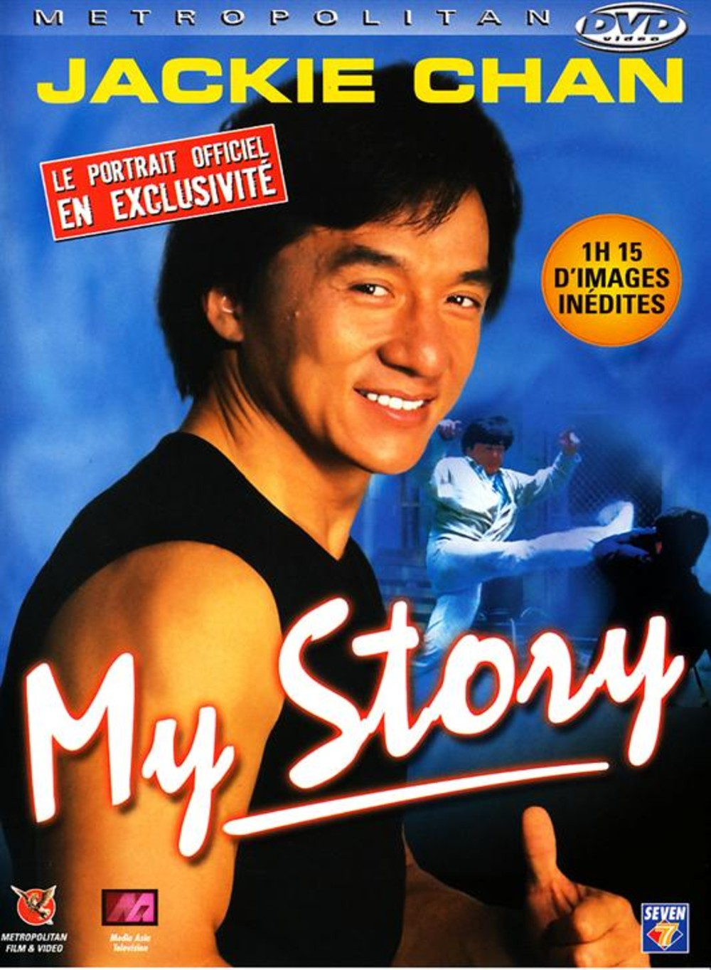Jackie Chan : My Story...
