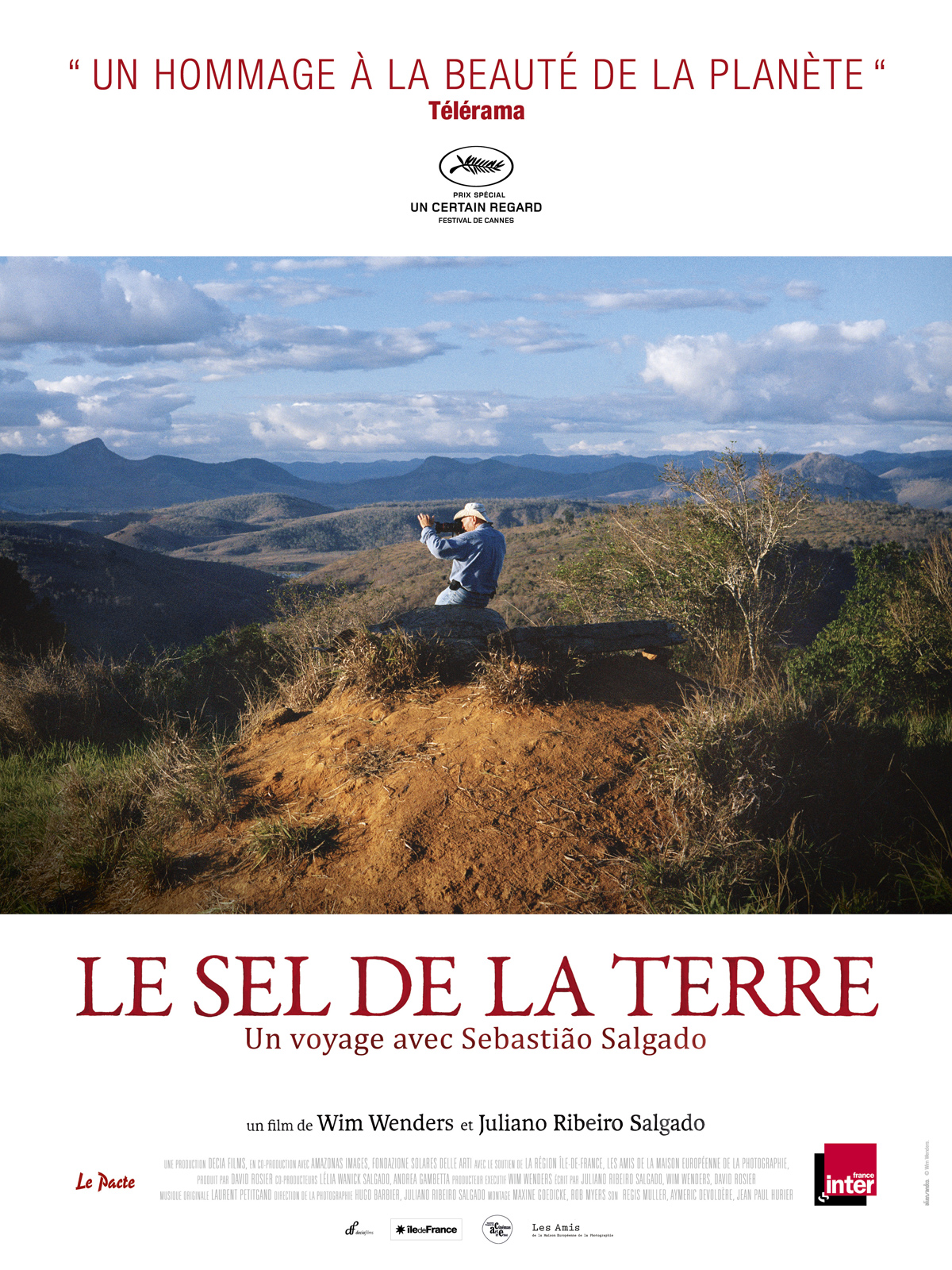 Le Sel de la Terre en streaming