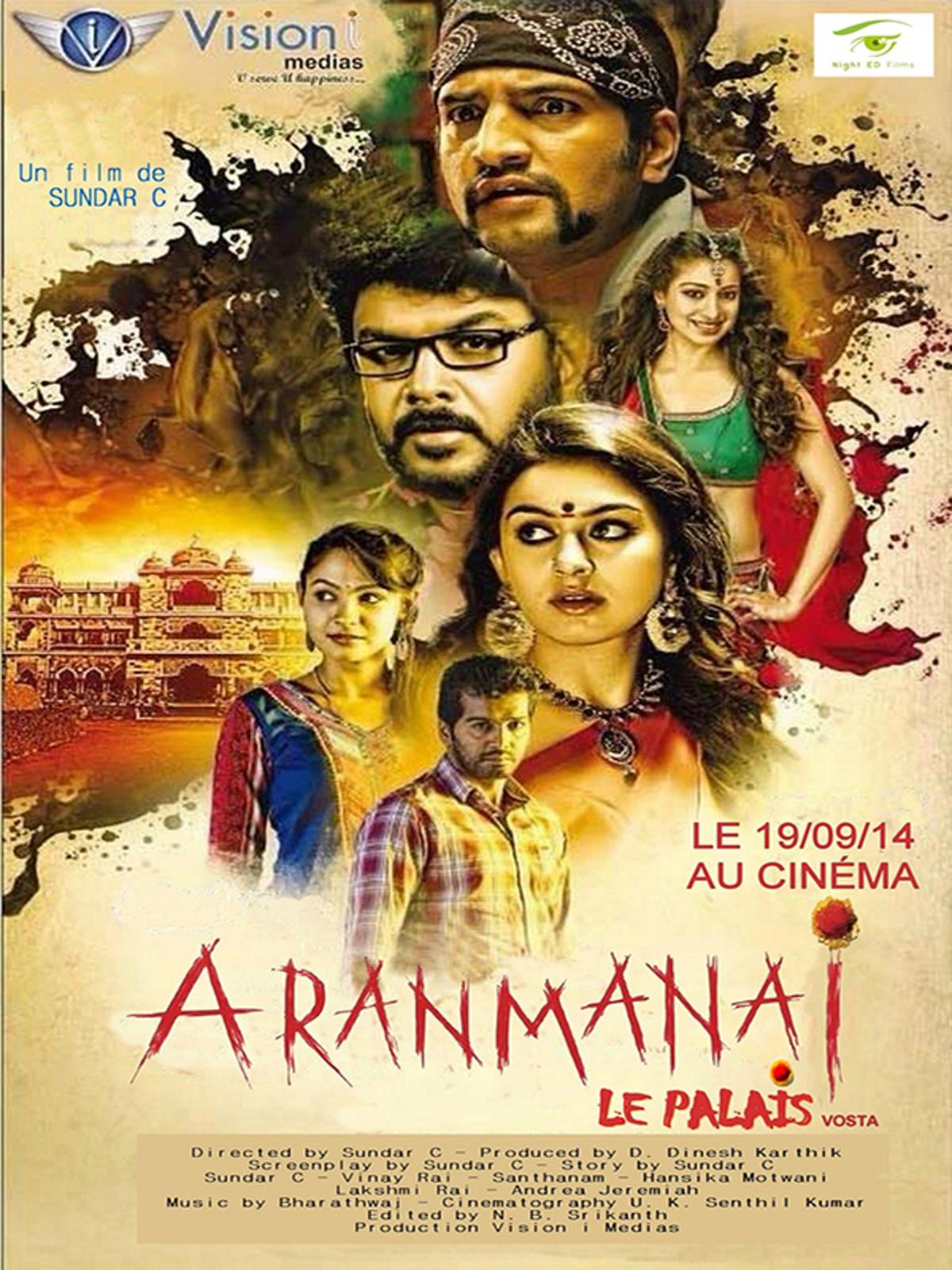Aranmanai - Le Palais streaming