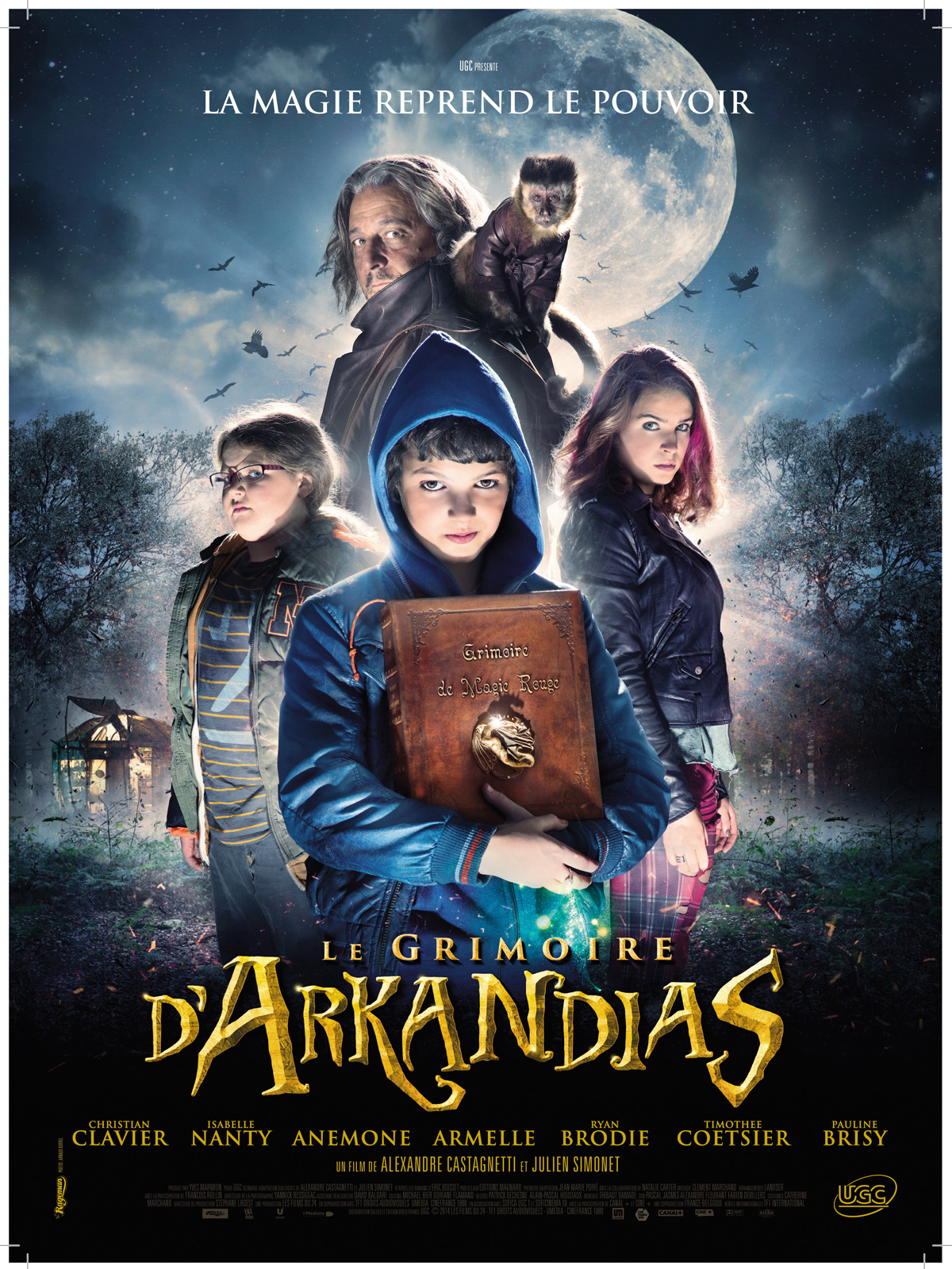Le Grimoire d'Arkandias - film 2013 - AlloCiné