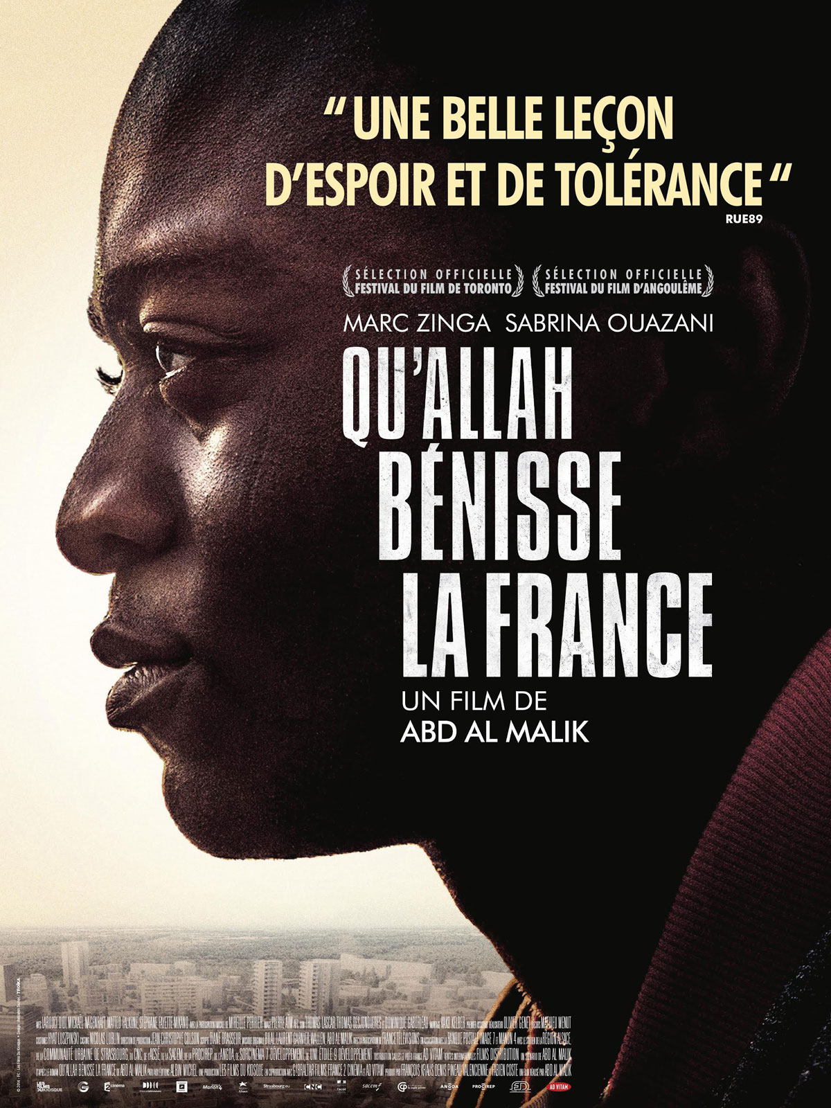 Qu'Allah bénisse la France