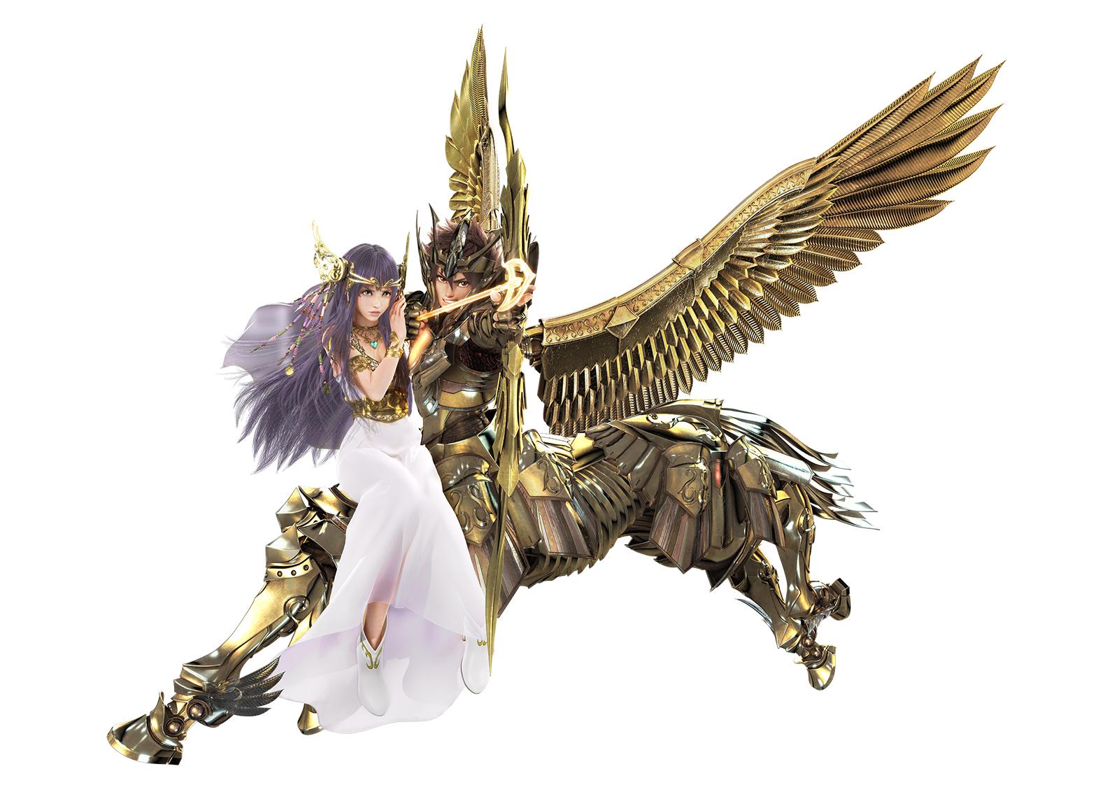 les chevalier du zodiaque la legende du sanctuaire vf