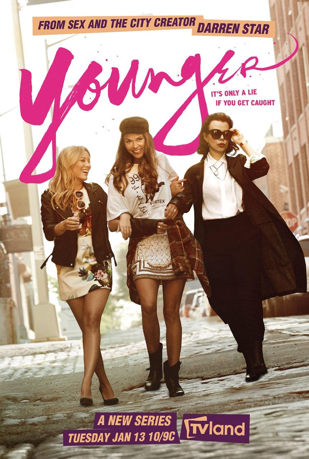 Affiche de la série Younger