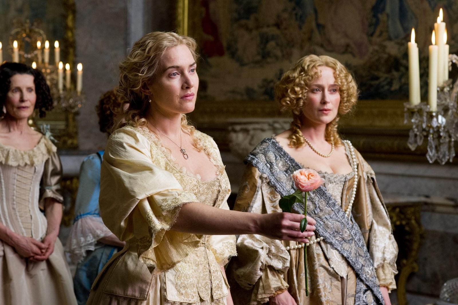 Les Jardins du Roi - Jennifer Ehle & Kate Winslet