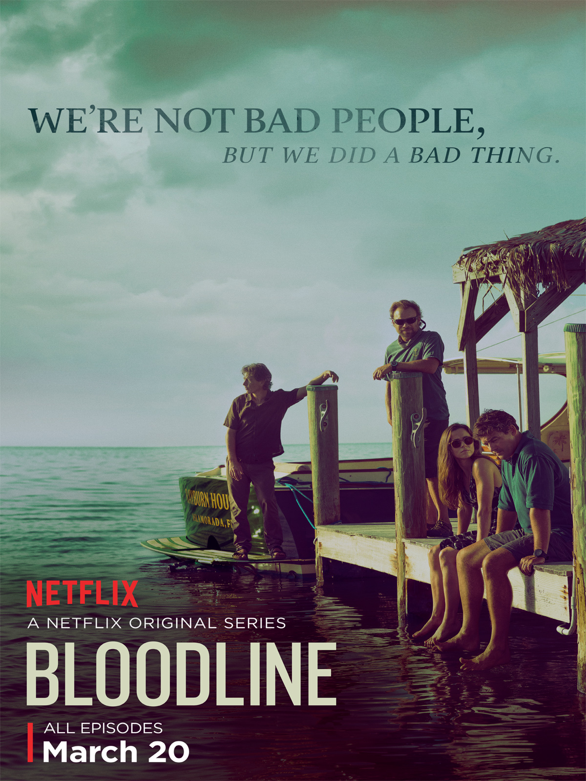 Bloodline (2015) streaming
