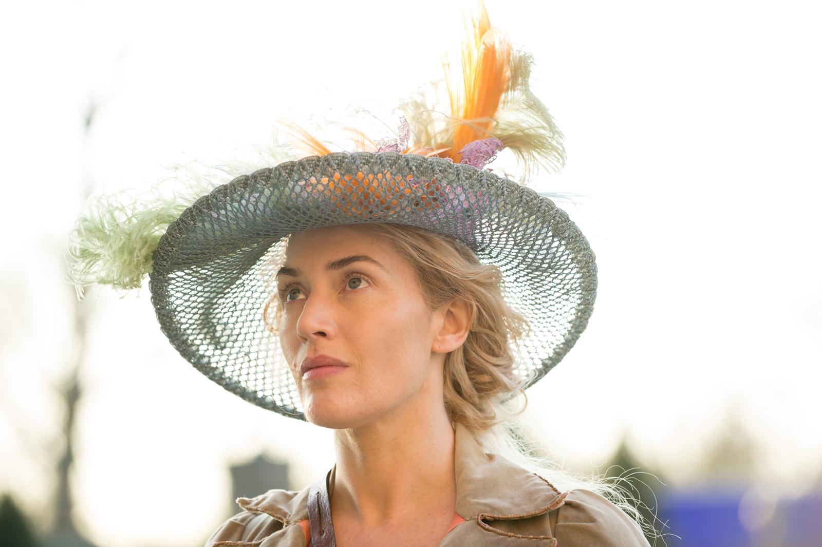 Kate Winslet - Les Jardins du Roi