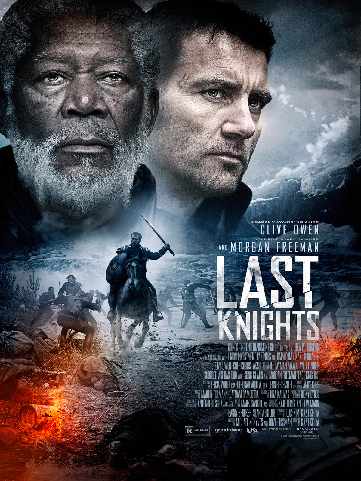 Last Knights streaming