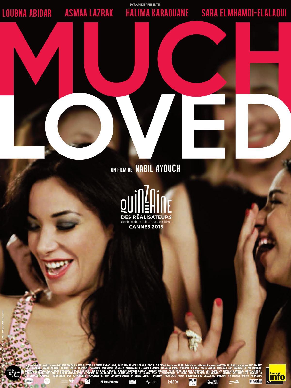 Much loved | Ayouch, Nabil. Metteur en scène ou réalisateur