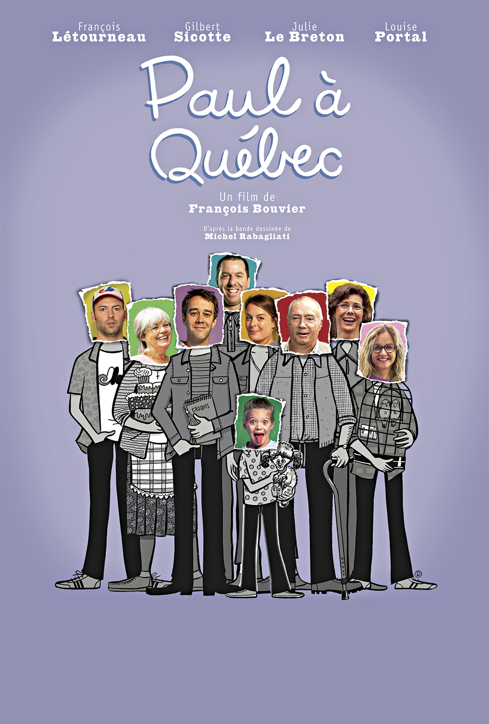 Paul à Québec  VFQ
