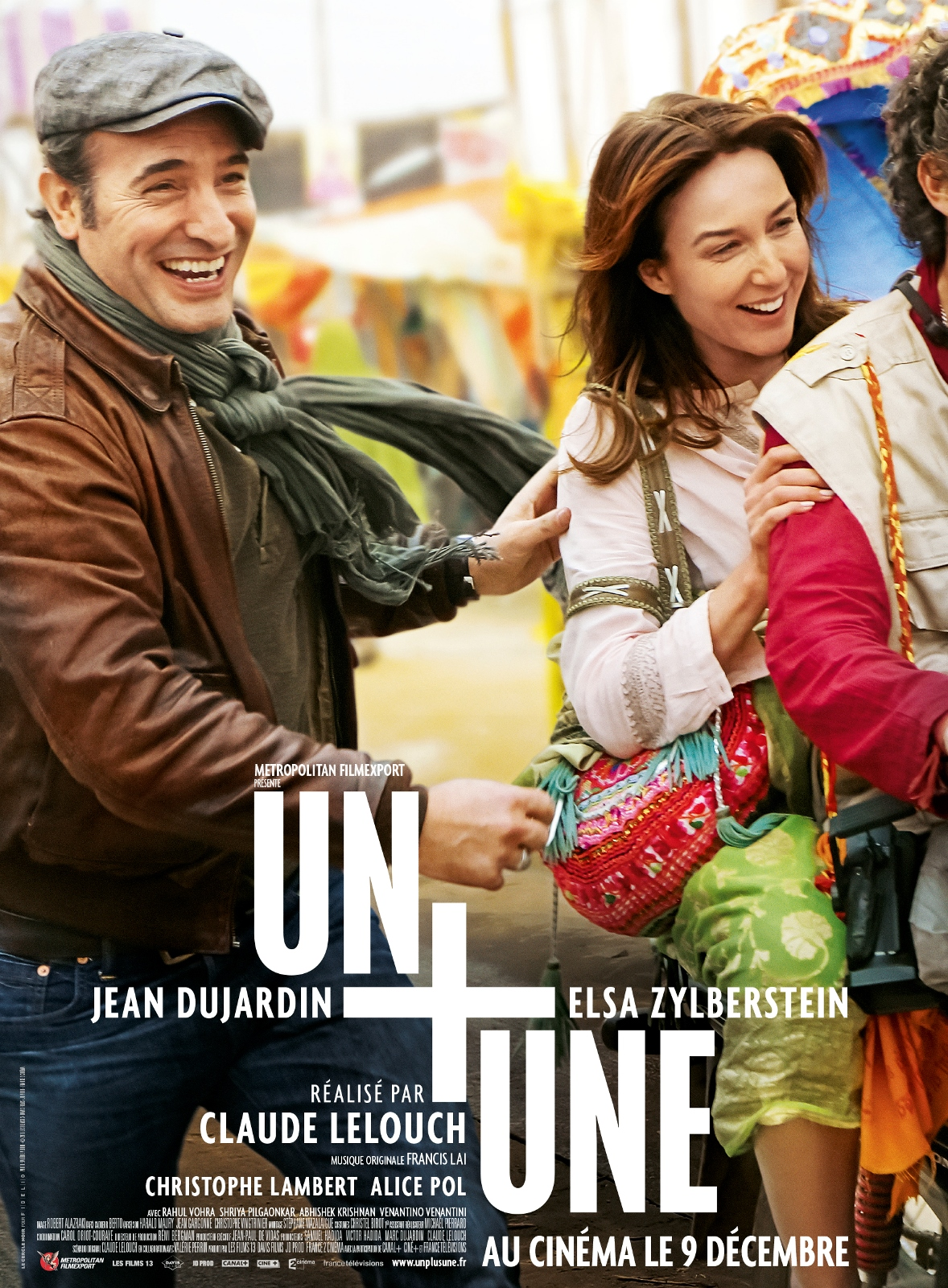 Un une film 2015 allocin for Film 2016 jean dujardin