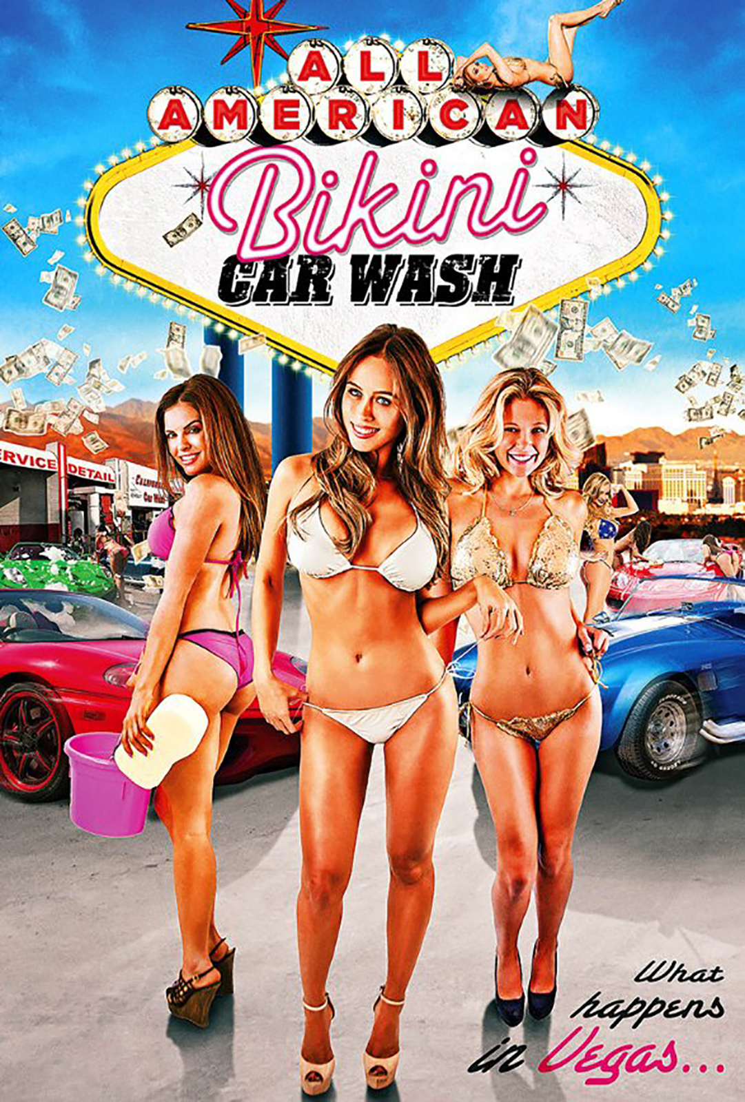 Bikini carwash streaming