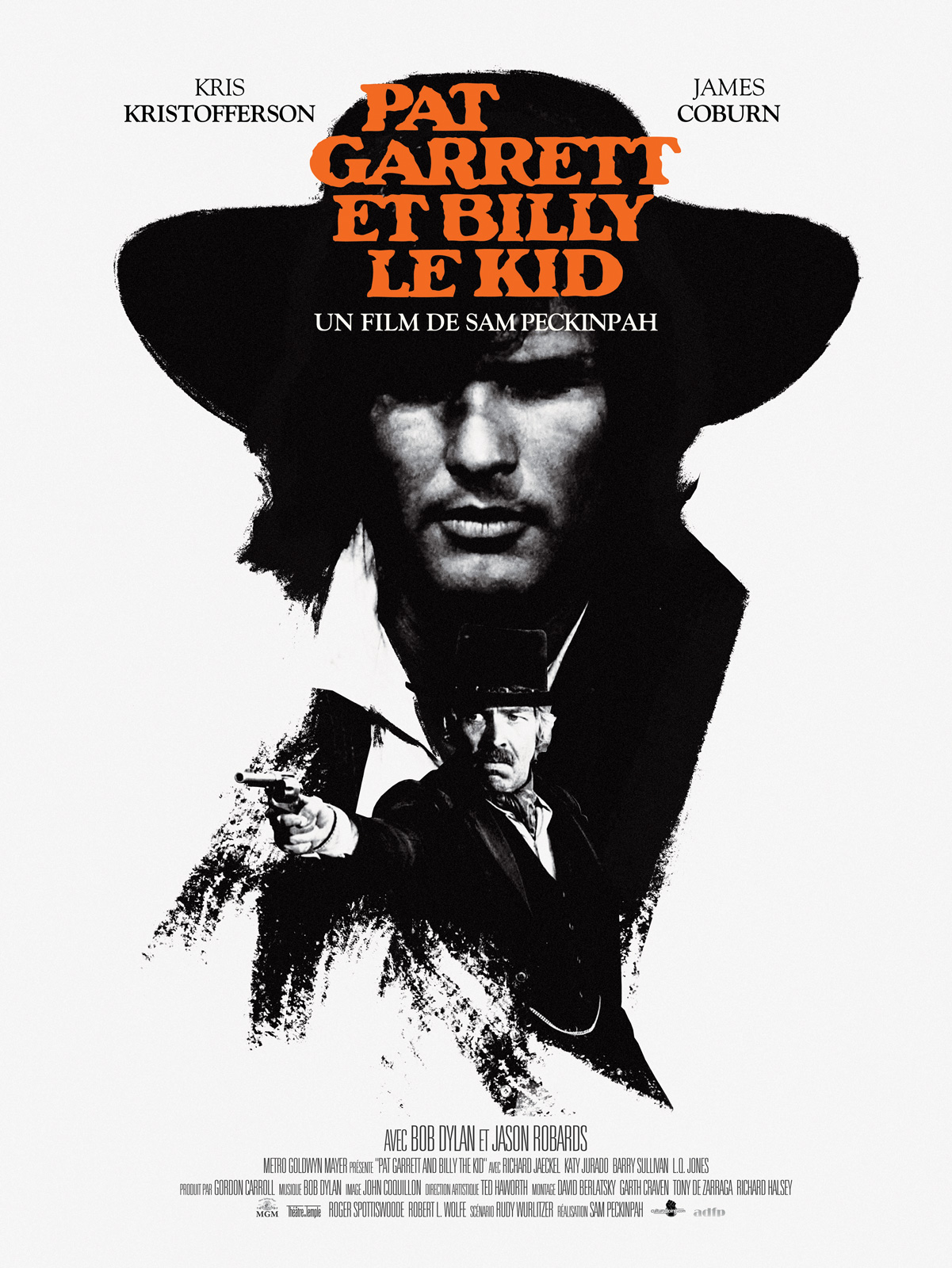 telecharger Pat Garrett et Billy le Kid BDRIP WEBRip