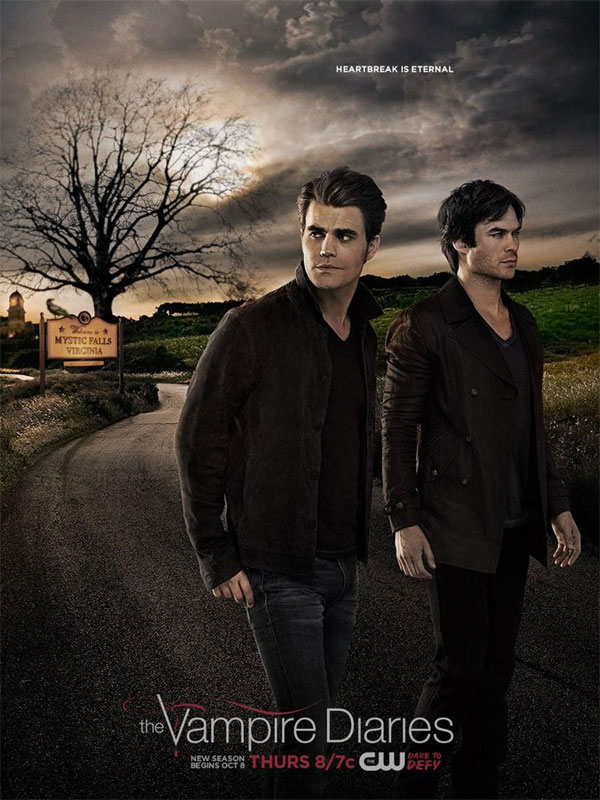 The Vampire Diaries saison 7 en français