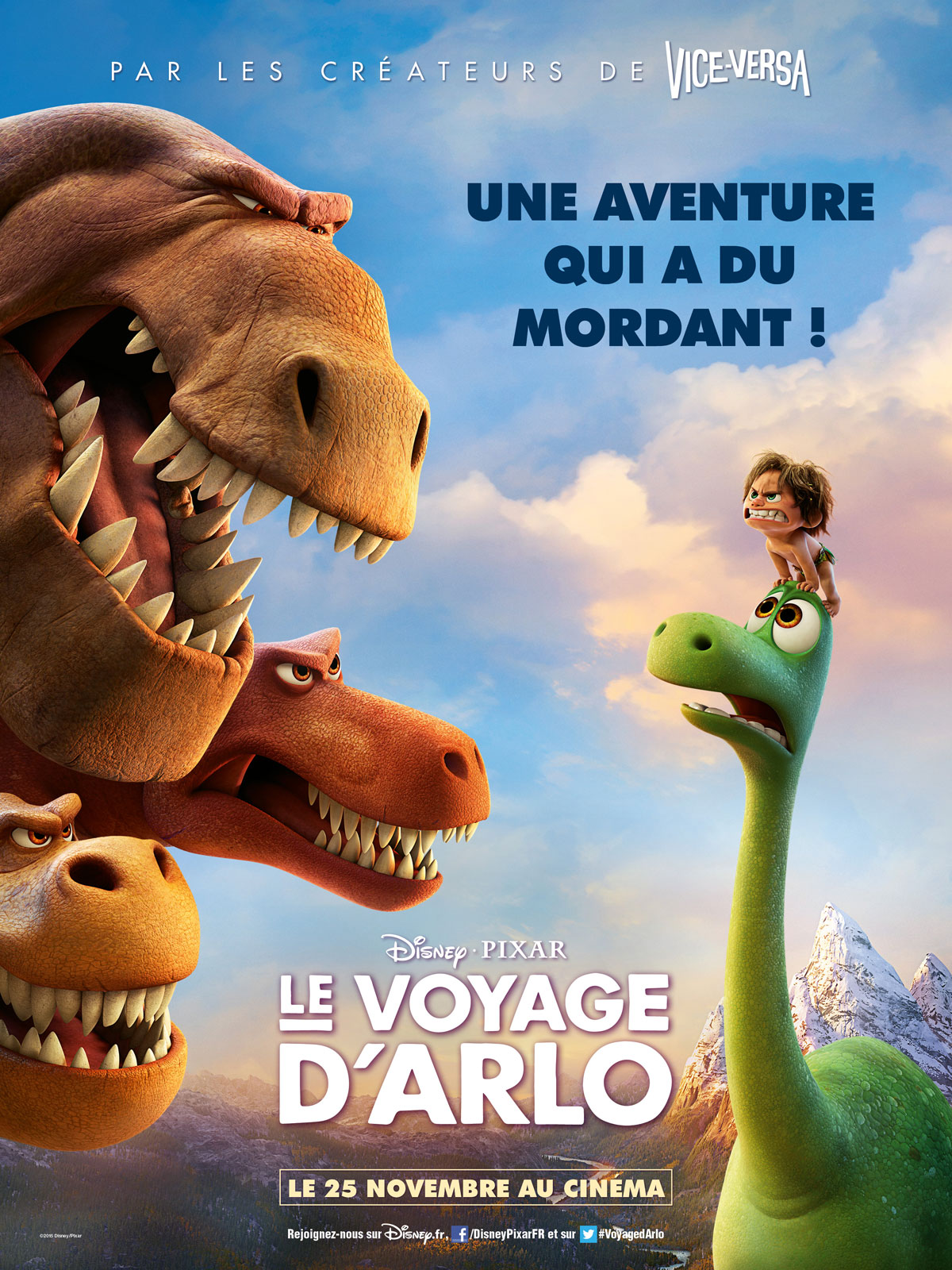 Le Voyage d'Arlo Streaming Complet x264