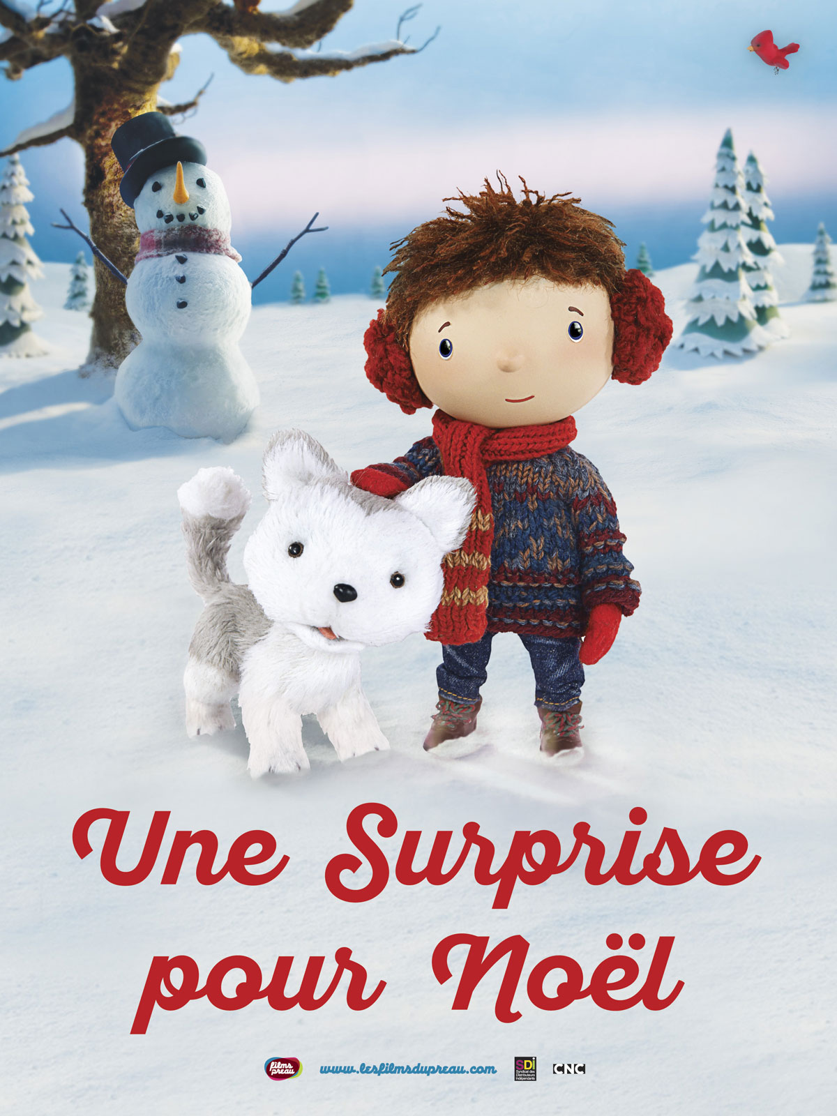 dessin animé de noel en streaming Une surprise pour Noël   film 2015   AlloCiné dessin animé de noel en streaming