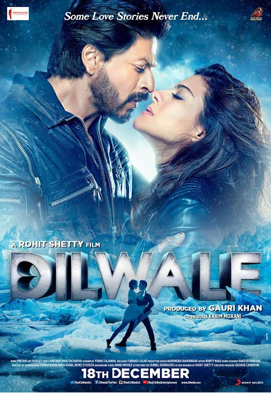 Affiche du film dilwale affiche 1 sur 1 allocin for Film chambra 13 streaming
