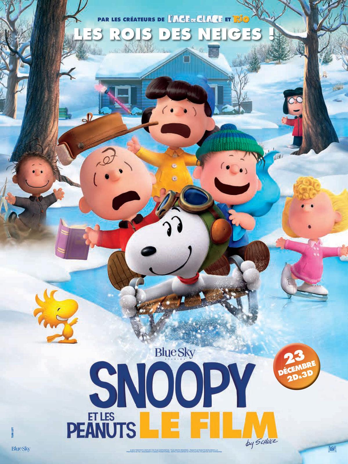 Snoopy et les peanuts le film film 2015 allocin for A la maison pour noel streaming