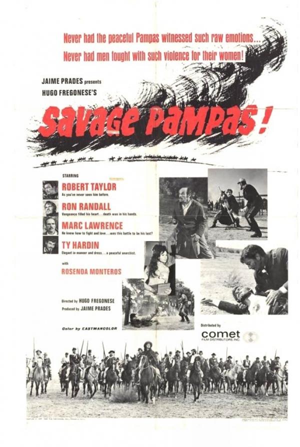 Pampas sauvages