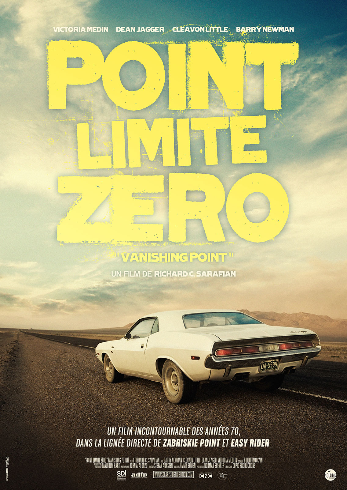 Point limite zéro streaming