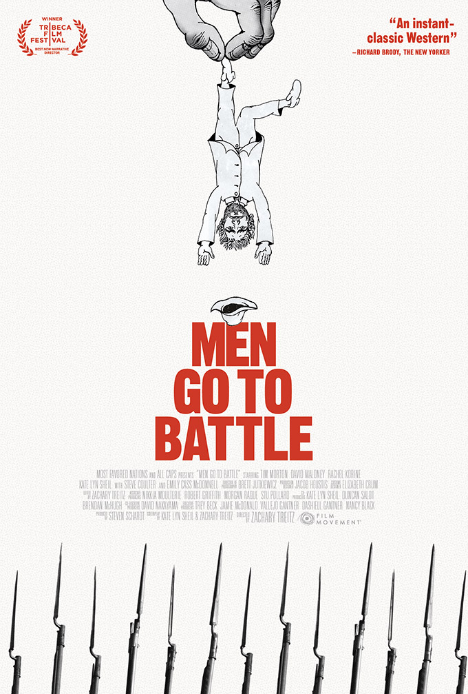 Men Go to Battle HD