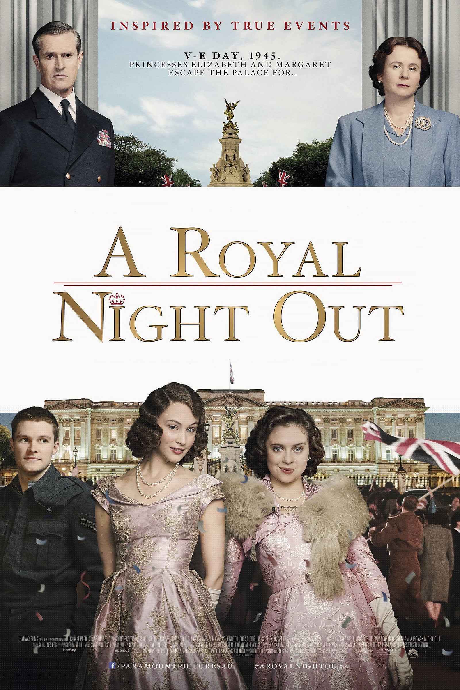 A Royal Night Out ddl