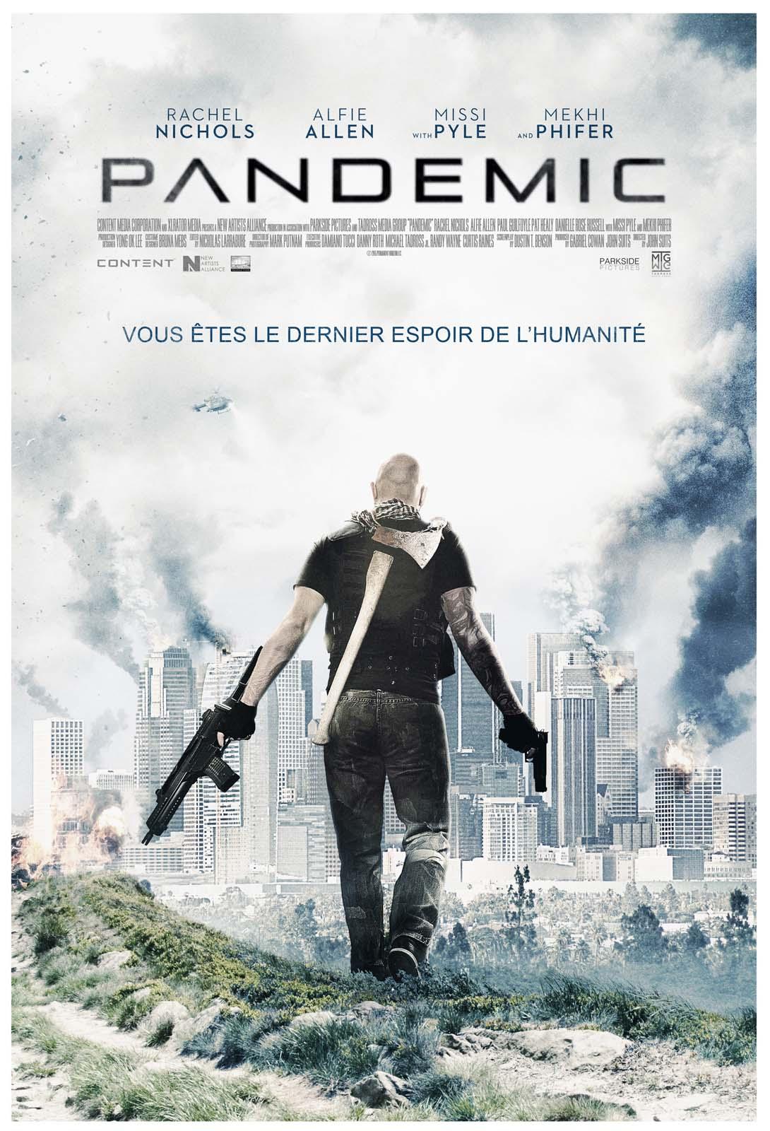 Pandemic ddl
