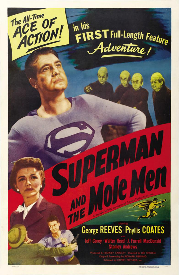 Superman and the Mole-Men streaming