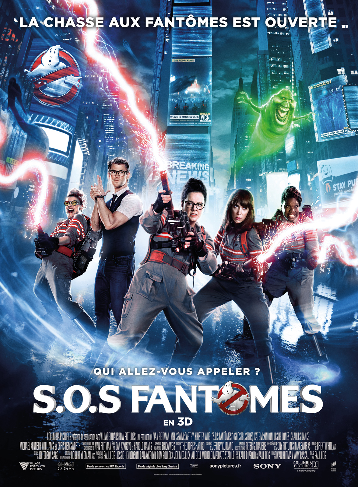 S.O.S. Fantômes streaming